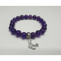 Bracelet Femme - Améthyste