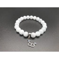 Bracelet Femme - Calcite